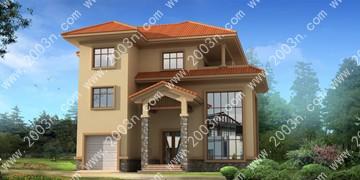 房屋设计图纸首层165平