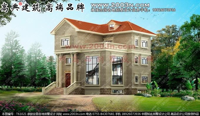 房屋设计图_新农村房屋设计图_农村房屋设计图 - 欧式