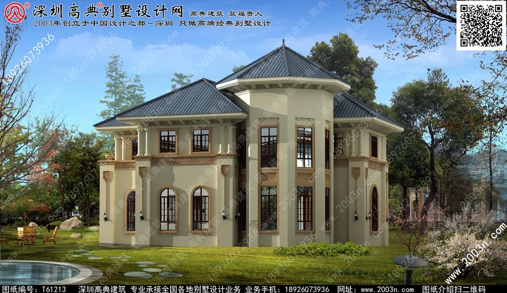 最豪华海摈别墅外观 图号:t61213d.jpg