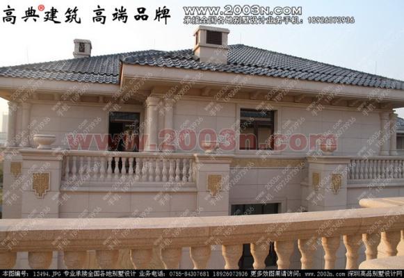 东江湾f实景别墅外观设计全方位相片别墅20张-别墅及租房顺义户型北京图片