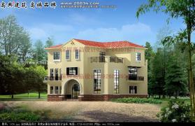 同一户型别墅三层四层五层v户型螺纹-别墅上午中方案怎么绘制图片