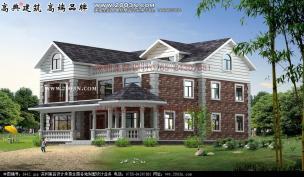 -别墅设计外观效果图|别墅设计图纸及家具梦幻西游手游效果摆放设计图片