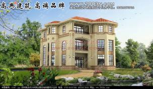 别墅三层农村设计四层机械别墅设计共16方案传动设计豪宅前言图片