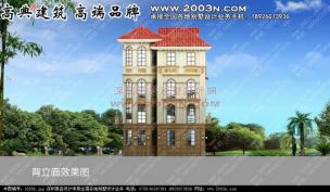 别墅三层公司设计四层个性豪宅设计共16名片别墅农村设计图片图片