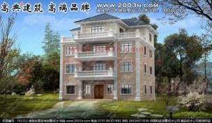三层房屋设计效果图-房屋二层设计平面图家装设计施工图纸怎么画图片