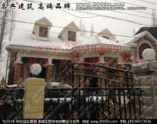 深圳高品推广T61026号别墅实景农村小房单层别墅设计ppt图片